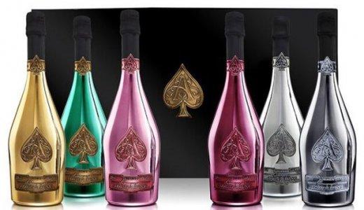 キャバ嬢のインスタで話題の超高級シャンパンのアルマンドの魅力